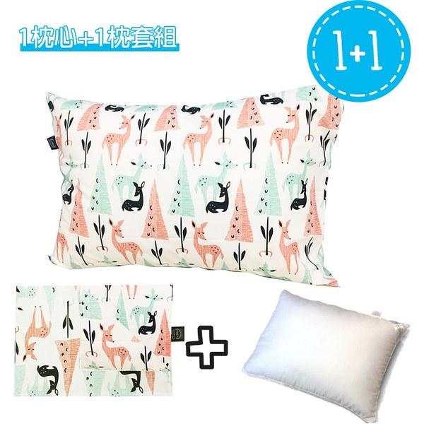 La Millou 拉米洛北歐風_標準枕頭套+枕心組(多款可選)