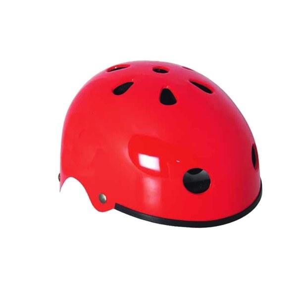 【加購品】Kinderfeets 兒童安全帽(閃耀紅)