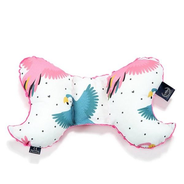 La Millou 天使枕-糖果鸚鵡(桃氣小甜心)