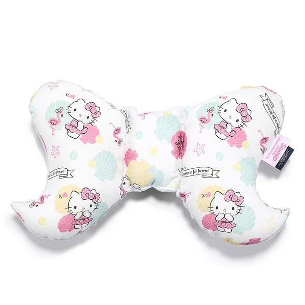 【2020限定聯名款】La Millou 天使枕-Hello Kitty貝殼公主篇(煙燻香草綠)