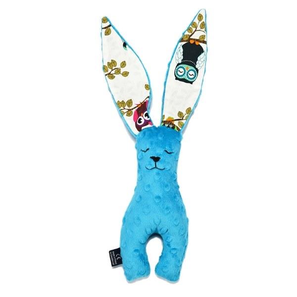 La Millou 豆豆安撫兔(土耳其藍)