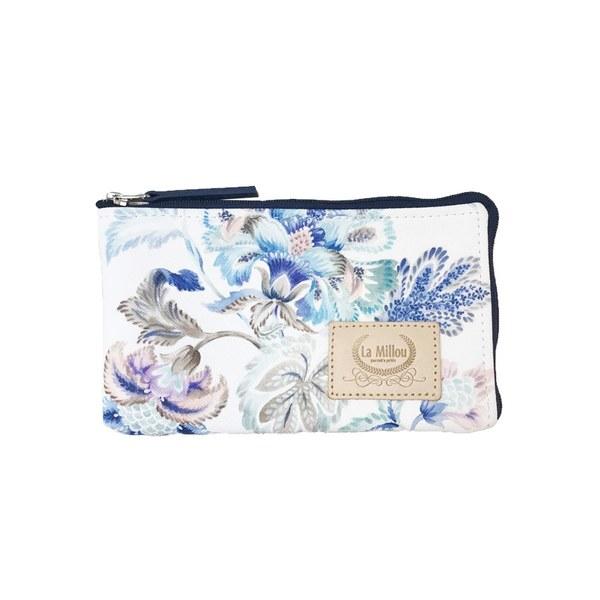 La Millou FEERIA妃芮亞多功能時尚mini手拿包(11*18cm)-希臘紫鳶花