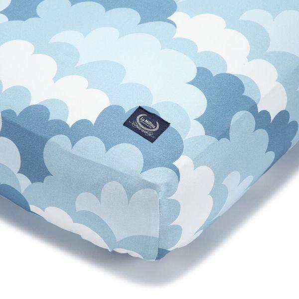 La Millou 拉米洛北歐風_嬰兒床單-法鬥飛行員(70cmx140cm)