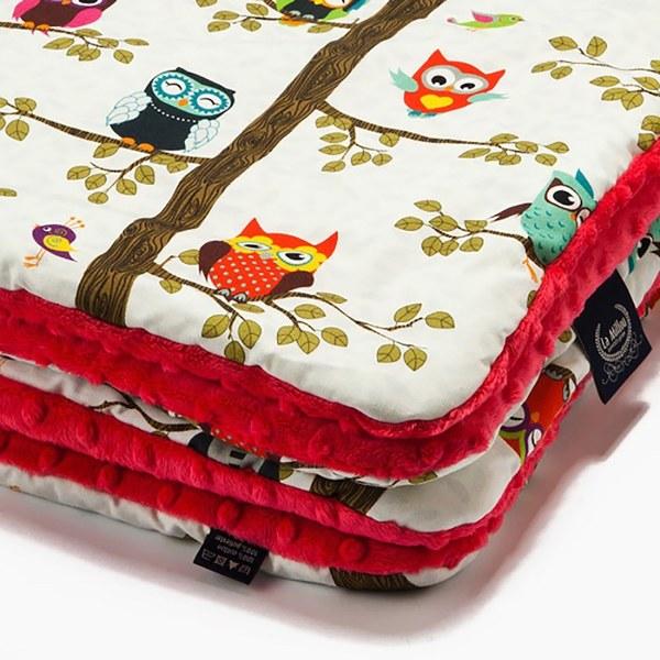 【此商品為預購品12/19起出貨】La Millou 暖膚豆豆毯-標準款80x100cm(多款可選)