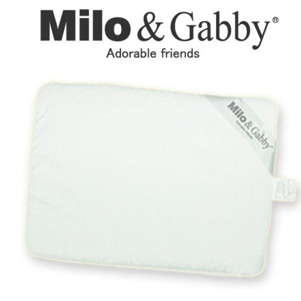 Milo & Gabby 動物好朋友-超涼感排汗抗菌黑米枕