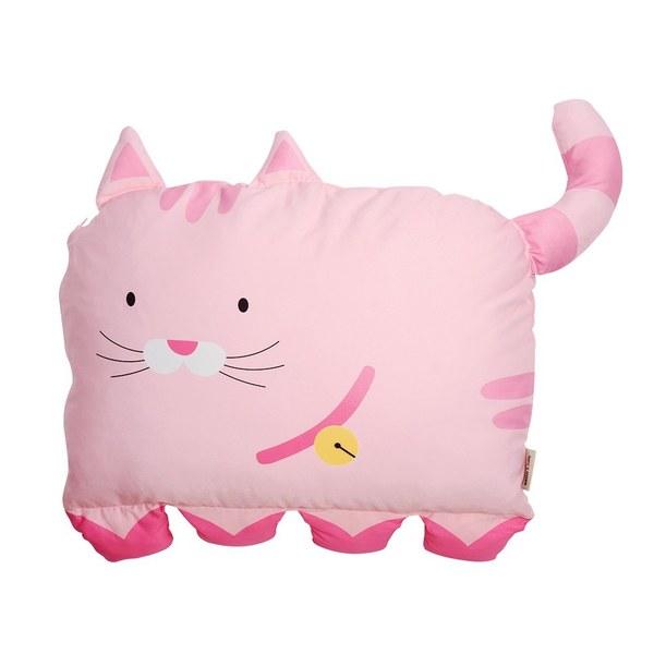 【此商品為預購品,於4/10起出貨】Milo & Gabby 動物好朋友-大枕頭套(NANCY 貓咪)