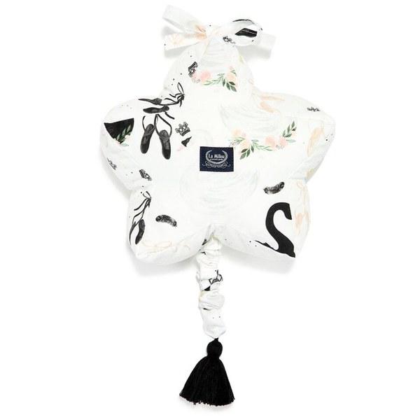 La Millou 拉米洛北歐風_星星音樂盒(床頭音樂鈴)-芭蕾舞天鵝