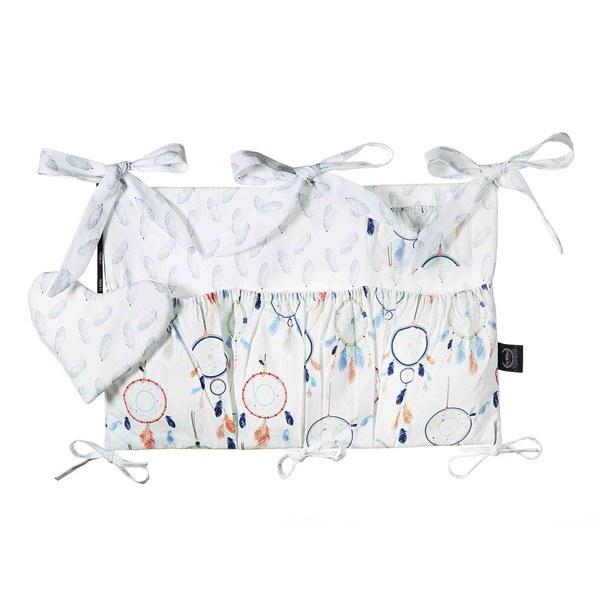 La Millou 拉米洛北歐風_嬰兒床頭掛包掛袋(夢遊仙境)