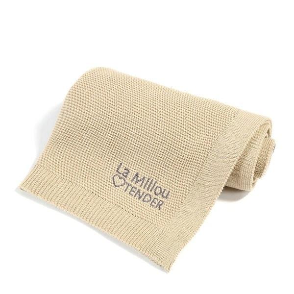 La Millou Tender針織毯-焦糖密斯朵