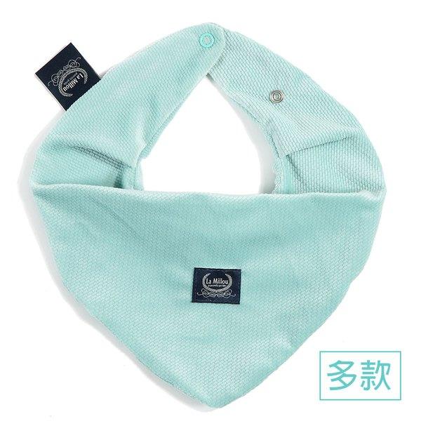 La Millou 送禮套組(頂級棉柔圍兜領巾兩件組)-贈送禮提袋