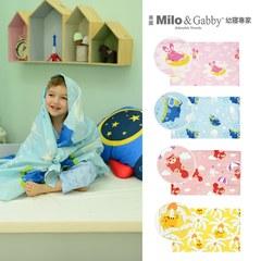 Milo&Gabby 動物好朋友-超透涼LINEN空氣毯-盛夏海洋限量版(4款可選)