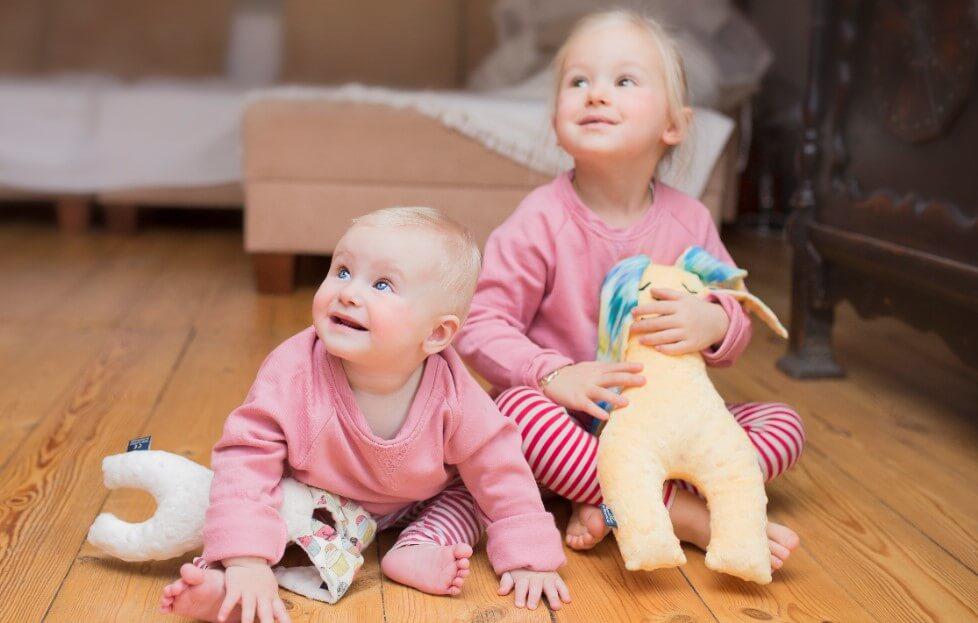 安全嬰兒玩偶守護成長