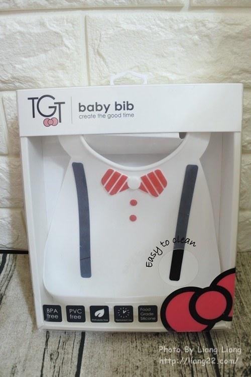 嬰兒用品 矽膠圍兜 防水圍兜