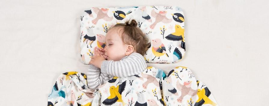 涼爽抗菌兒童枕頭推薦(1歲以上)-La Millou竹纖涼感小童方枕