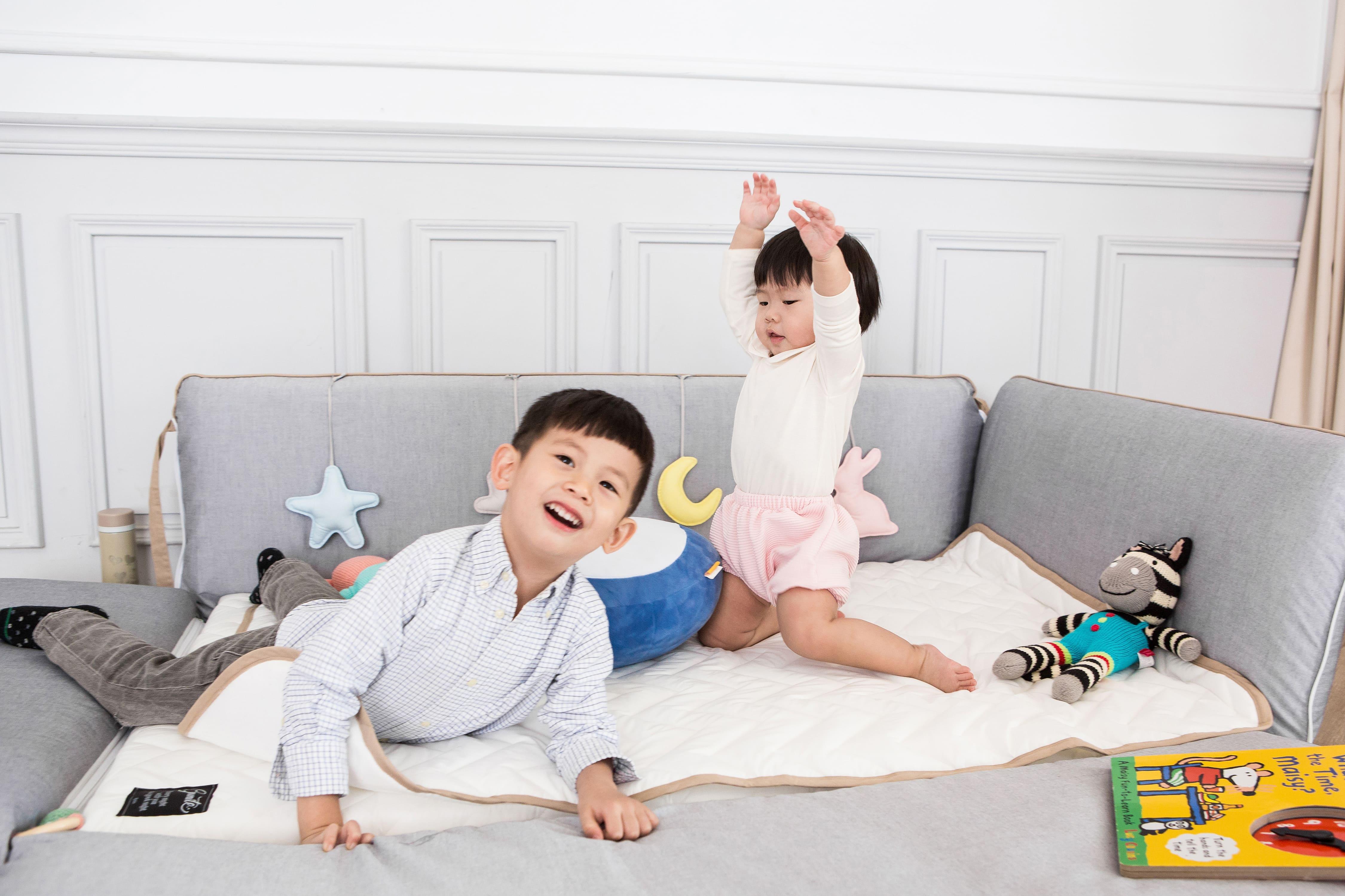 gunite嬰兒床多用途