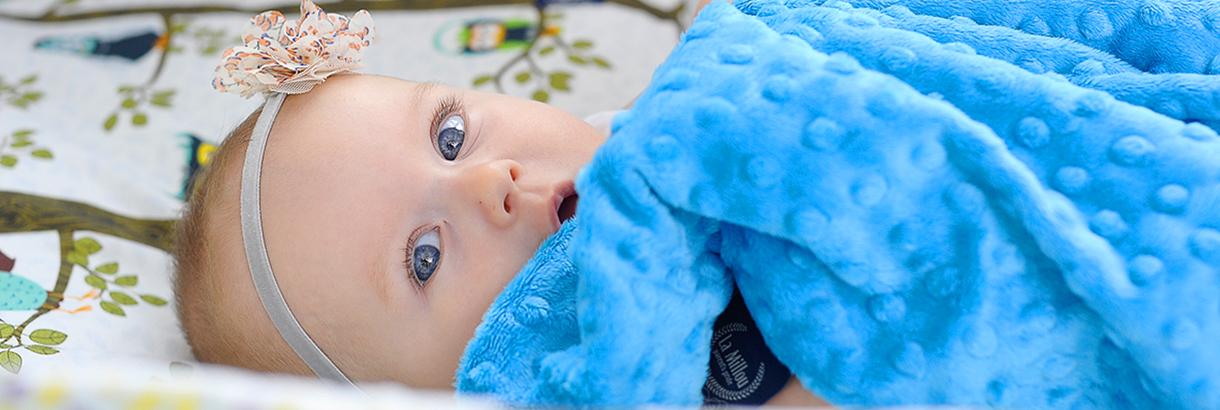 La Millou讓寶寶用身體記憶媽咪的溫柔