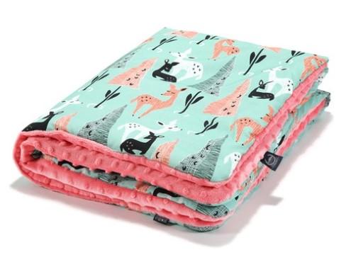 La Millou暖膚豆豆毯透氣柔軟
