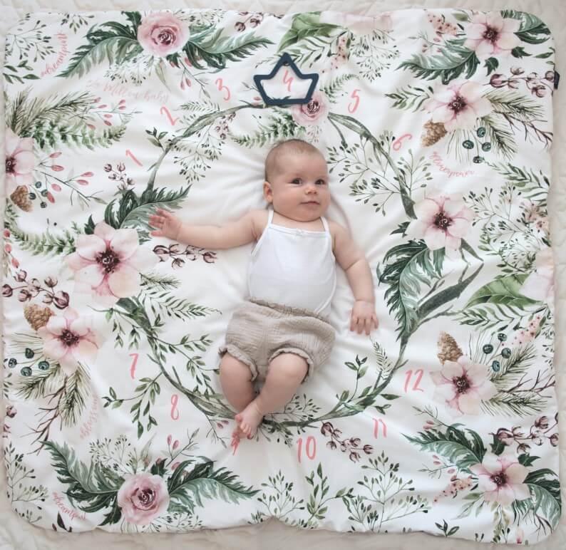 La Millou Velvet頂級棉柔系列雙面柔柔成長毯