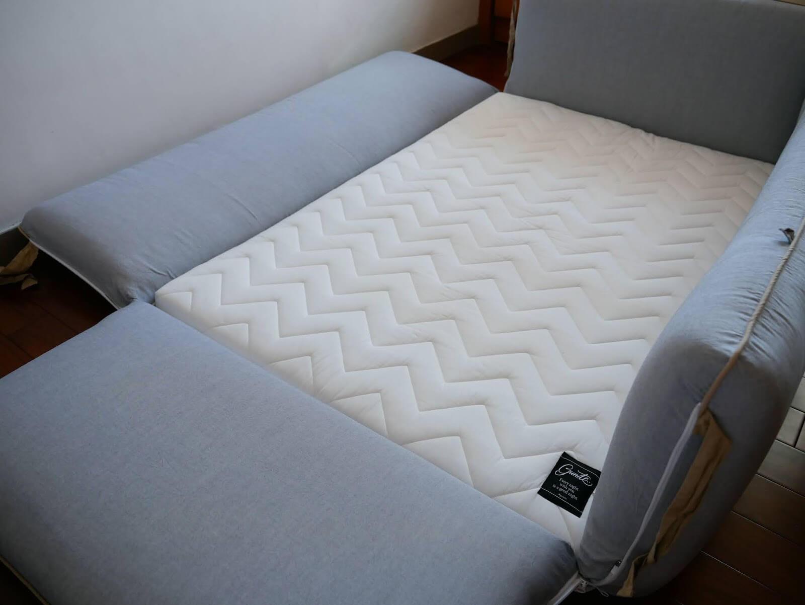 gunite落地式陪睡嬰兒床評價